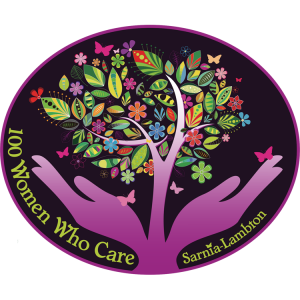 100 Women Who Care logo